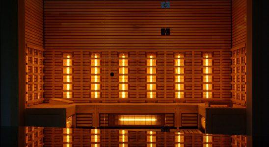 Infrarood sauna